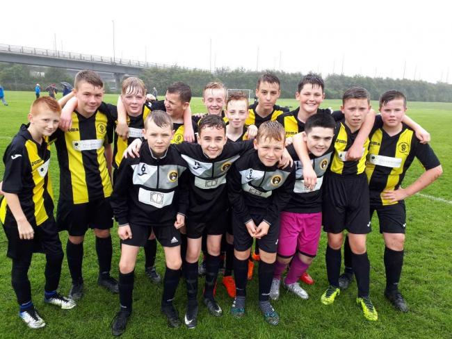 Dumbarton United Under 14s