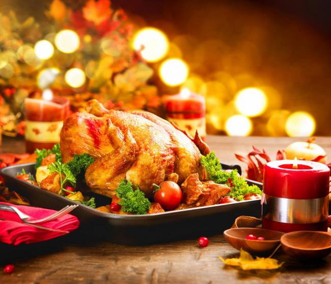 Christmas Dinner In A Can.Professional Chef To Demonstrate How To Cook The Perfect