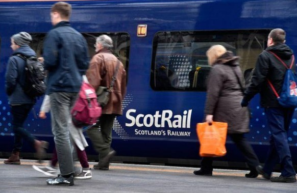 The increase in rail fares has been criticised as a 'rip-off'