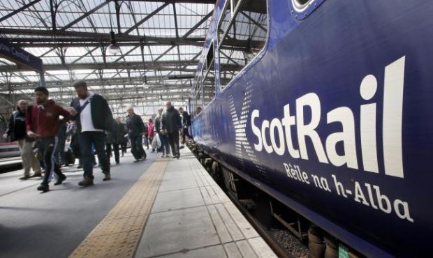 Flooding causes disruption for rail users