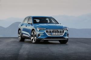 AUDI ENTERS THE ALL-ELECTRIC ERA