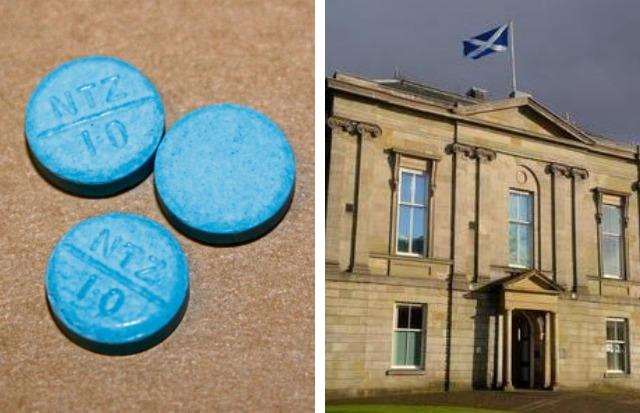 Vale drugs man spared jail after 'rebuilding life' | Dumbarton and