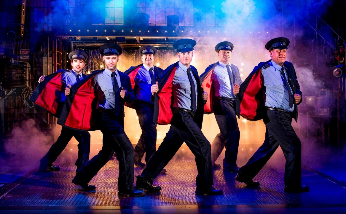 Gary Lucy is leading an all-star cast in the Full Monty